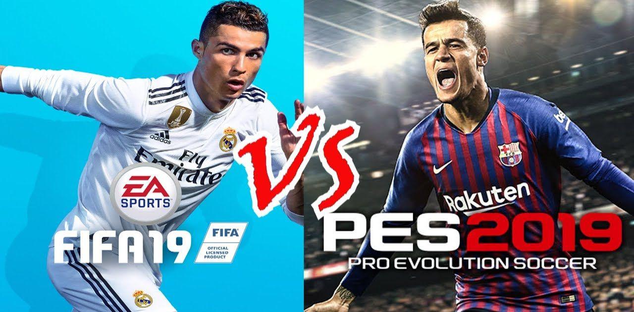 PES ou FIFA - image